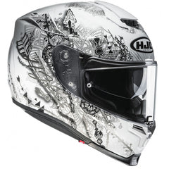 HJC RPHA 70 Hanoke Full Face Helmet - Black MC5