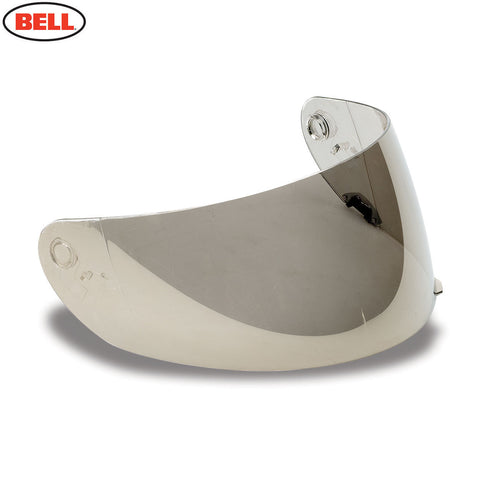 Bell  Star / RS-1 / Qualifier  Shield (Iridium) W/Anti Scratch & UV Dark Silver - Bell -  - MSG BIKE GEAR