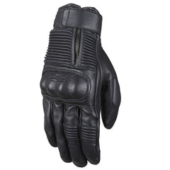 Furygan James D30 Mens Motorcycle Gloves -  Black - Furygan -  - MSG BIKE GEAR - 1