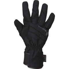 Richa Dusk Leather/Textile Thermal Waterproof Motorcycle Gloves Black - Richa -  - MSG BIKE GEAR - 1