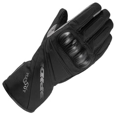 Spidi TX-T CE H2Out WP Textile Gloves - Black