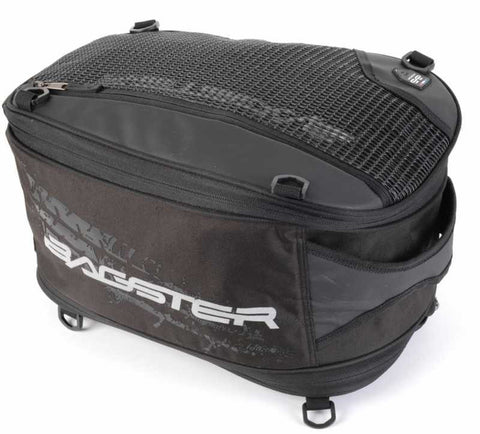 Bagster Motorcycle Luggage Gamer Tail Bag - 12-18 Litres + Rain Cover - Bagster -  - MSG BIKE GEAR