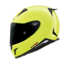 Nexx X.R2 Helmet - Plain Neon Yellow