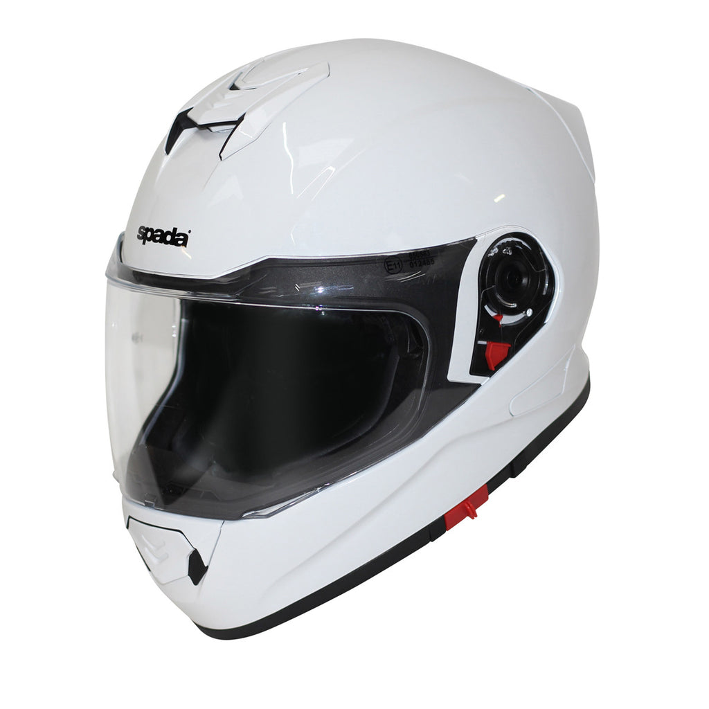 Spada RP-One Full Face Helmet - White