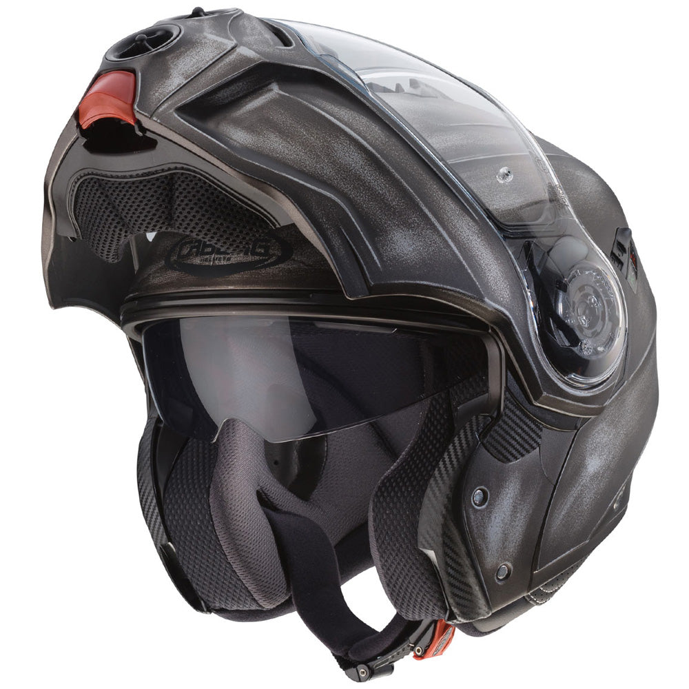 Caberg Droid Flip Front DVS Helmet - Rusted Iron