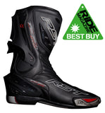 RST TRACTECH EVO CE 1516 MOTORCYCLE  BOOTS BLACK - RST -  - MSG BIKE GEAR - 1