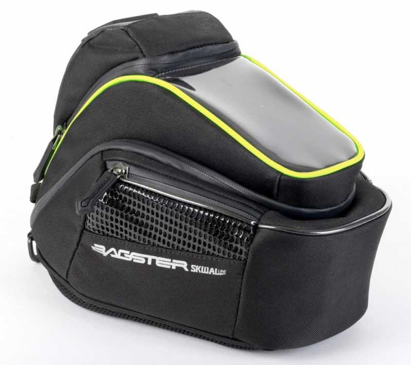 Bagster Motorcycle Luggage Matrix Tank Bag - 15 Litres + Rain Cover - Bagster -  - MSG BIKE GEAR - 1