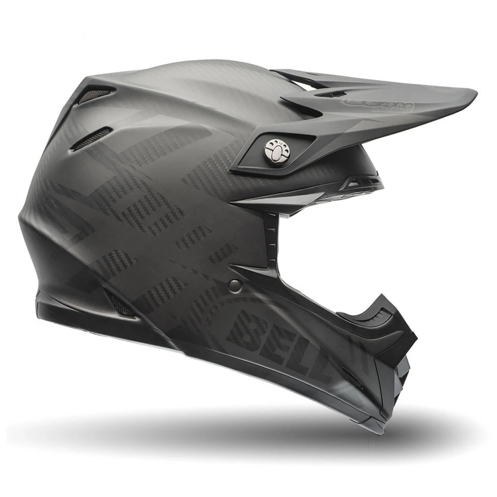 Bell MX Moto-9 Flex Enduro Motocross Helmet (Syndrome Matte Black) - Bell -  - MSG BIKE GEAR - 1