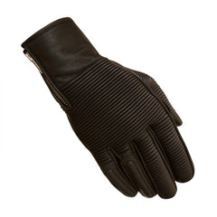 Merlin Padget Leather Glove Black