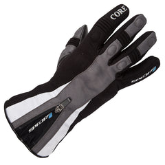 Spada Core Waterproof Thermal Ladies Motorbike Motorcycle Gloves - Black/Grey - Spada -  - MSG BIKE GEAR - 1