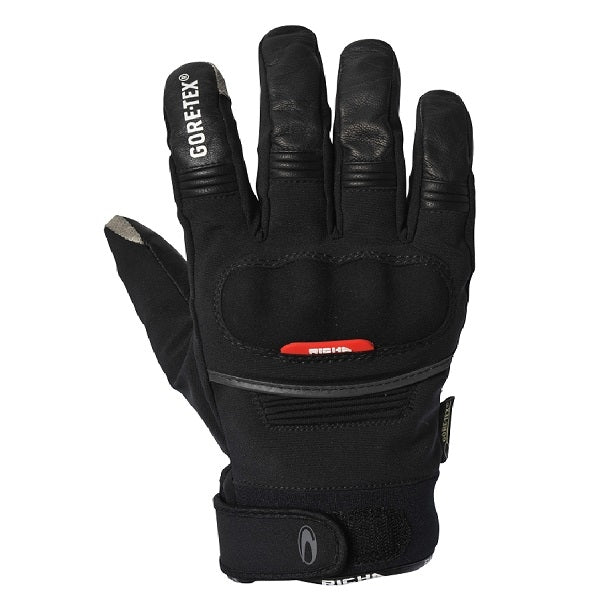 Richa City GTX GoreTex Waterproof Motorcycle Gloves Black - Richa -  - MSG BIKE GEAR - 1