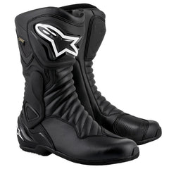 Alpinestars SMX-6 V2 Gore-Tex Waterproof Boots - Black