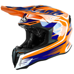 Airoh Twist MX Helmet - Mix Orange