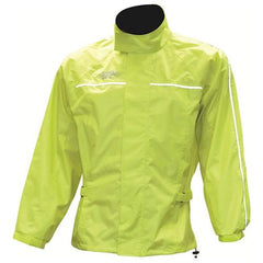 Oxford Rainseal Waterproof Motorcycle Over Jacket Fluro - SALE new - Oxford -  - MSG BIKE GEAR - 1