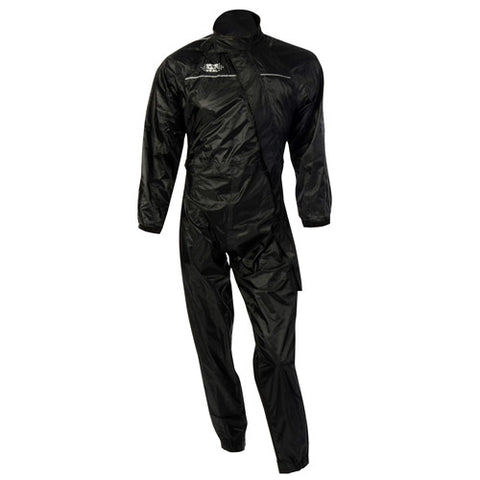 Oxford Rainseal Waterproof Motorcycle Oversuit Black - SALE - Oxford -  - MSG BIKE GEAR