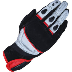 Oxford RP-3 2.0 Leather Gloves - Black, White, Red