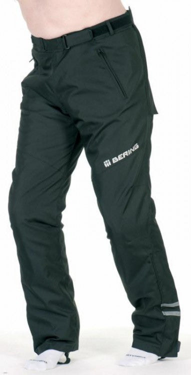Bering Higgins Waterproof & Thermal Bike Motorcycle Trousers Pants Black - Bering -  - MSG BIKE GEAR