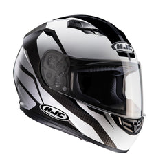 HJC CS-15 Full Face Helmet - Sebka Black