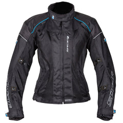 Spada Air Pro 2 Motorcycle Motorbike Ladies Waterproof Lining Jacket - Black - Spada -  - MSG BIKE GEAR - 1