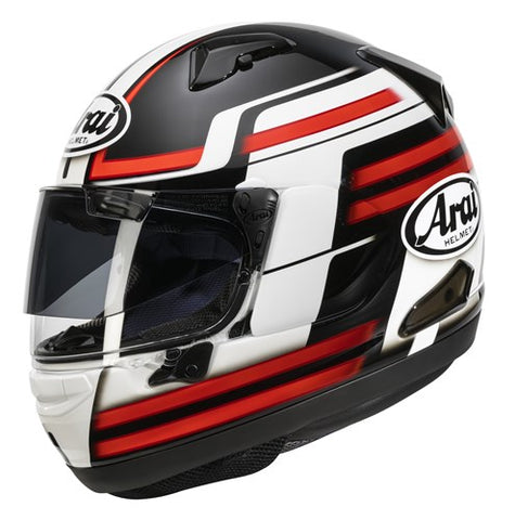 Arai Chaser X Full Face Helmet - Competition Red