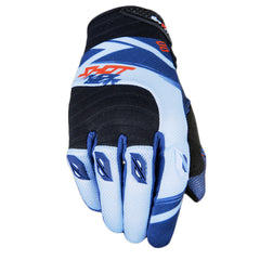 Shot Contact Claw MX Off Road Dirt Bike Motocross Bike Gloves - Blue/Red - Shot -  - MSG BIKE GEAR - 1