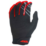Fly Racing 2019 F-16 Youth Motocross Gloves - Red / Black / Grey
