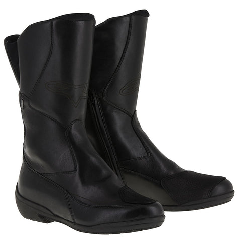 Alpinestars Stella Kaira Ladies Gor-Tex Waterproof Motorcycle Boots - Black - Alpinestars -  - MSG BIKE GEAR - 1
