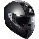 AGV Sports Flip Front Helmet - Gloss Carbon Dark Grey