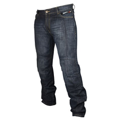 Oxford SP-J3 ARAMID Motorcycle Pants Protective Denim Jeans - Blue - Oxford -  - MSG BIKE GEAR
