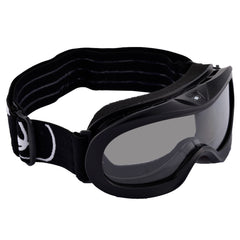 Oxford Fury Junior Youth Motocross MX Enduro ATV Goggles Matt Black -Clear Lens - Oxford -  - MSG BIKE GEAR