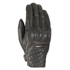 Furygan Tom D30 CE Approved Goat Leather Gloves - Black