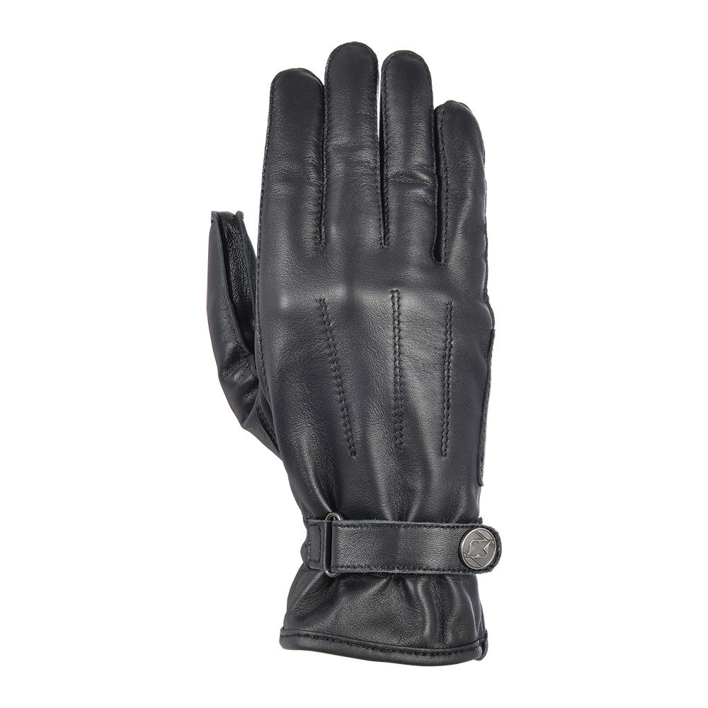 Oxford Radley Short Ladies Leather Gloves - Black