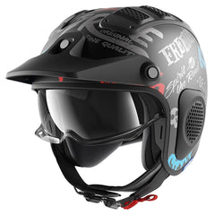 Shark X-Drak Helmet - Freestyle Matt KAB