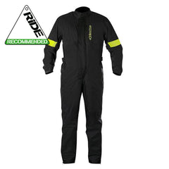 Alpinestars Hurricane Waterproof 1 Piece Over Suit - Black