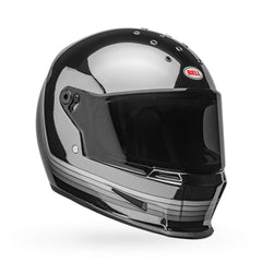 Bell Eliminator Spectrum Full Face Helmet - Matte Black/ Chrome