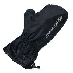 SPADA 100% WATERPROOF MOTORBIKE MOTORCYCLE OVERMITTS BLACK - Spada -  - MSG BIKE GEAR - 1