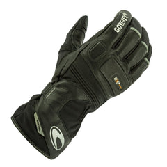 Richa Typhoon GTX Waterproof Leather/Textile Gloves - Black