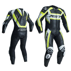 RST 2054 TracTech Evo R CE Approved Leather Suit - Yellow