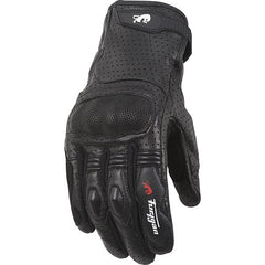 Furygan TD21 Mens Motorcycle Gloves -  Black - Furygan -  - MSG BIKE GEAR - 1