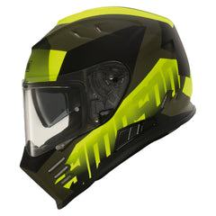 Simpson Venom Army (NEW 2019) - Matt Black / Fluo Yellow