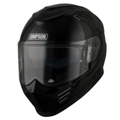 Simpson Venom Solid (NEW 2019) - Gloss Black