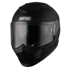 Simpson Venom Solid (NEW 2019) - Matt Black