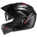 HJC IS-MAX 2 Dova Flip Front Helmet - Red MC1SF