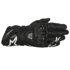 Alpinestars GP Pro R2 Leather Racing Track Motorcycle Gloves - Black - Alpinestars -  - MSG BIKE GEAR - 1