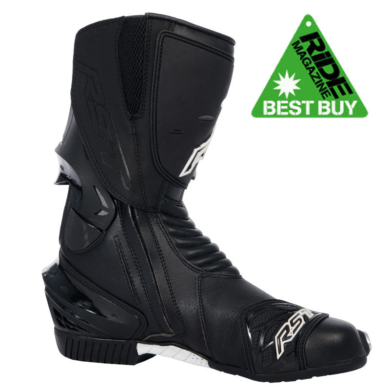 RST TRACTECH EVO CE WATERPROOF 1523 MOTORCYCLE BOOTS BLACK - RST -  - MSG BIKE GEAR - 1