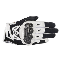 Alpinestars Stella Ladies SMX-2 Air Carbon Gloves - Black / White