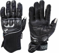 RUKKA CERES GTX GORETEX WATERPROOF MOTORCYCLE GLOVES BLACK - RUKKA -  - MSG BIKE GEAR - 1