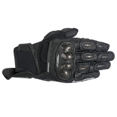 Alpinestars Stella SP-X Air Carbon Ladies Short Motorcycle Gloves - Black - Alpinestars -  - MSG BIKE GEAR - 1