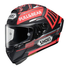 Shoei X-Spirit 3 Marquez 5 TC1 - Black Concept