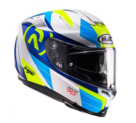 HJC R-PHA 70 Full Face Helmet - Lif Blue